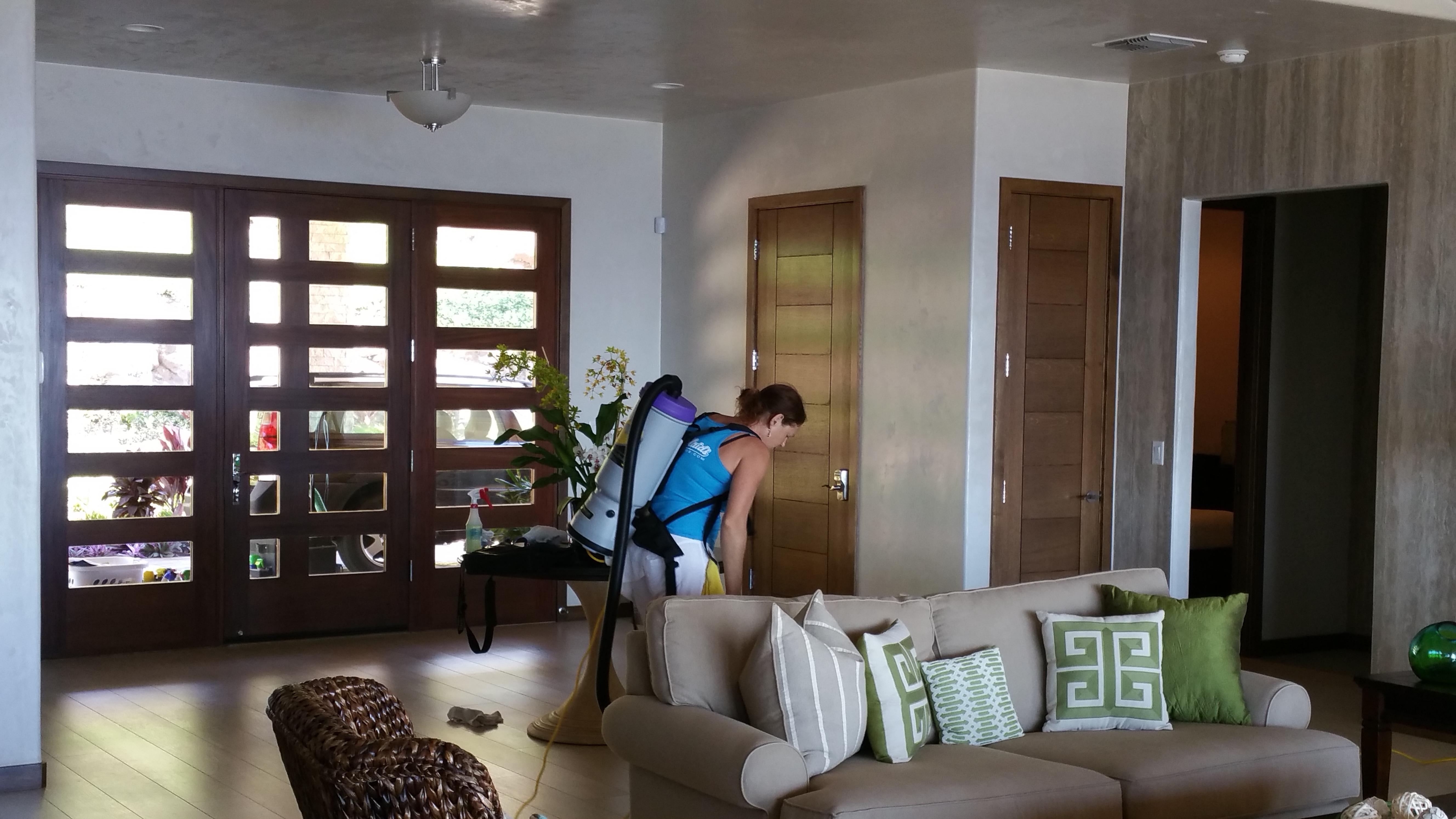 Hula maids house cleaning service maui hi hula maids for House detailing